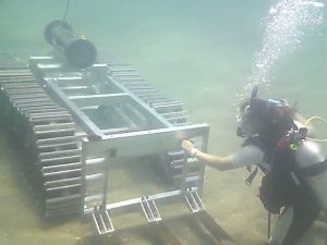 scuba diving and ocean engineering
