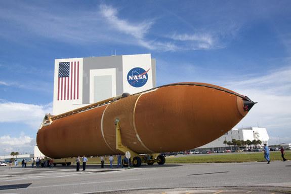 Space Shuttle External Tank