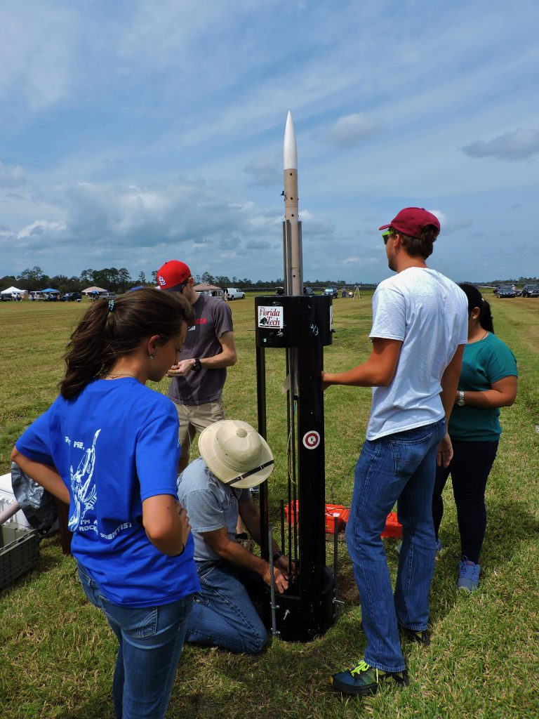 Hybrid Rocket competition