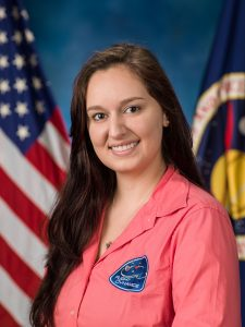 Official NASA Portrait - Stephanie Seuffert. Photo Date: May 8, 2015. Location: Building 8, Room 183 - Photo Studio. Photographer: Robert Markowitz