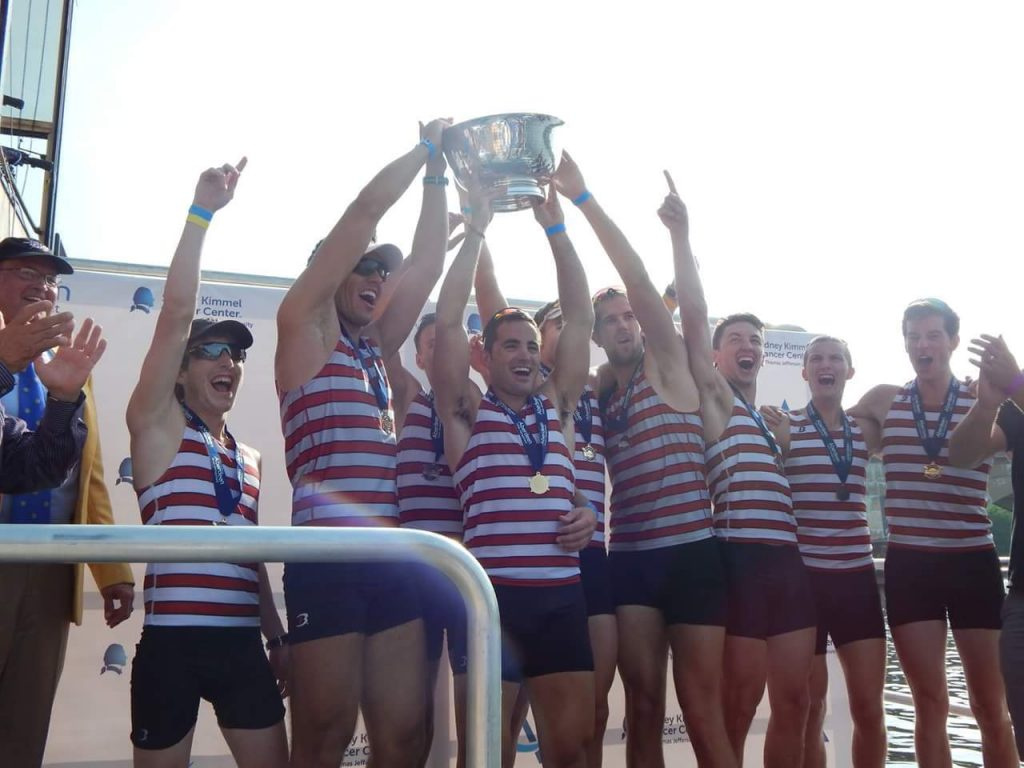 Florida Tech Men's Rowing won last year's Dad Vail Regatta
