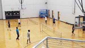 Badminton Intramurals