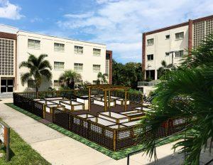 Florida Tech makes positive environmental impact with community garden
