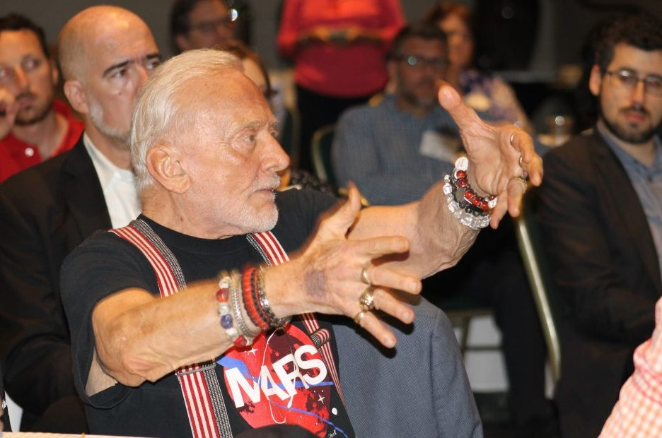 Buzz Aldrin Space Institute