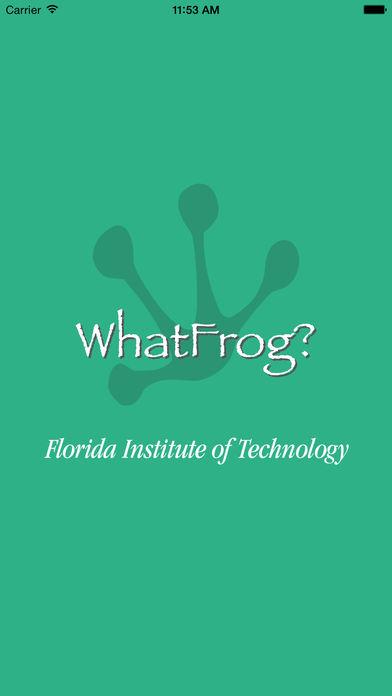 whatfrog
